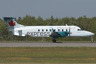 C-GORZ @ CYHZ - Air Canada Express B1900 - by Andy Graf-VAP