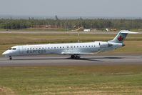 C-GFJZ @ CYHZ - Air Canada Express CRJ705 - by Andy Graf-VAP