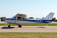 C-GJKX @ KOSH - Seen taxiing in. - by Ray Barber