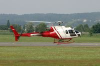 OE-XBC @ LOWG - Eurocopter AS-350B-3 Ecureuil - by Andi F