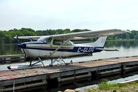 C-GLDG @ CNJ4 - Seen here at Orillia float plane base Ontario~C - by Ray Barber