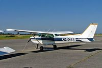 C-GOSB @ CZBB - Seen here at Boundary Bay British Columbia~C. - by Ray Barber