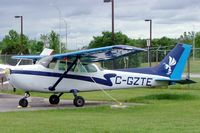 C-GZTE @ CYND - Seen here. - by Ray Barber