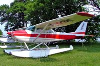 CF-PBN @ CNJ4 - Seen here at Orillia float plane base Ontario~C. - by Ray Barber