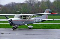 D-EHVS @ EDML - Seen here at Landshut~D. - by Ray Barber