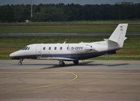 D-CFFF @ EDDT - Cessna 560XLS Citation at Berlin Tegel. - by moxy