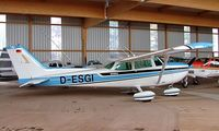 D-ESGI @ EDML - Seen here at Landshut~D. - by Ray Barber