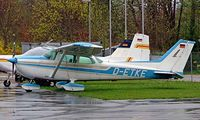 D-ETKE @ EDML - Cessna 172N [172-73452] Landshut~D 19/04/2005. Seen here at Landshut~D. - by Ray Barber