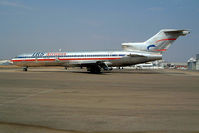 5N-RIR @ FALA - Boeing 727-223 [21087] (IRS Airlines) Lanseria~ZS 05/10/2003. Seen here in a poor state. - by Ray Barber