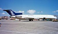 EI-HCC @ EIDW - Boeing 727-223F [19480] (Hunting Cargo Airlines) Dublin~EI 15/05/1997.