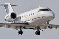 N359V @ KORD - Valmont Industries, Inc. Canadair CL-600-2B16 arriving RWY 14R KORD. - by Mark Kalfas