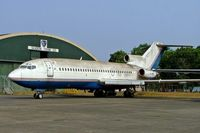 PK-BAR @ WIIH - Boeing 727-25 [18970] (Corporate) Jakarta-Halim~PK 25/10/2006. Seen here at Jakarta - Halim Perdanakusuma International ~PK