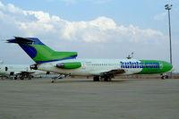 ZS-NOV @ FAJS - Boeing 727-230 [21114] (Kulula Airlines) Johannesburg Int/Jan Smuts~ZS 09/10/2003. Seen stored now broken up.