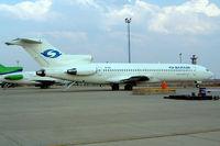 ZS-NZV @ FAJS - Boeing 727-230 [20792] (Safair) Johannesburg Int/Jan Smuts~ZS 09/10/2003. Seen here now broken up.