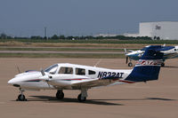 N832AT @ AFW - At Alliance Airport - Fort Worth, TX