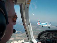 C-FEAN @ CYGK - Formation flying is fun. - by Ken Pothier
