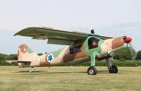 N770AX @ 7V3 - Dornier DO 27 B5