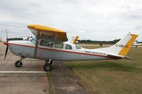 C-GMEK @ CYCH - Forest Protection Limited Cessna 206 - by Andy Graf-VAP