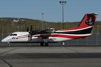 N215AL @ PAFA - Era Aviation Dash 8-100
