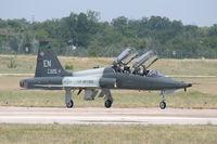 66-4325 @ NFW - USAF T-38 at NAS Fort Worth - by Zane Adams