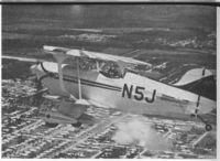 N5J @ TMB - 1966 pitts special owned by womans world aerobatic champion MARY GAFFENEY - by unknown