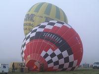 LX-BIP - 19th FAI Hot Air Balloon Championship - by Ferenc Kolos