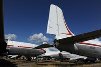 N4206L @ PAFA - Northern Air Cargo DC6 - by Dietmar Schreiber - VAP