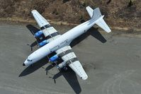 N170UA @ PAEN - Universal Aviation DC6