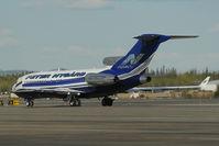 VP-BPZ @ PAFA - Boeing 727-100