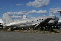 N23AC @ PAFA - Everts Curtiss C46