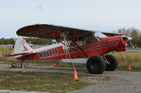 N9847P @ LHD - Piper 18