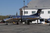N463CA @ PAFA - Everts Embraer 120