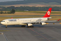 TC-JDK @ VIE - Turkish Airlines - by Roman Reiner