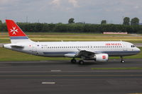 9H-AEN @ EDDL - Air Malta, Airbus A320-214, CN: 2665, Name: Bormla Citta Cospicua - by Air-Micha