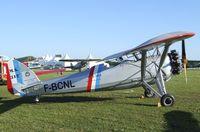 F-BCNL @ LFFQ - Morane-Saulnier MS.317 at the Meeting Aerien 2012, La-Ferte-Alais - by Ingo Warnecke