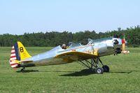 N53018 @ LFFQ - Ryan ST-3KR (PT-22 Recruit) at the Meeting Aerien 2012, La-Ferte-Alais - by Ingo Warnecke