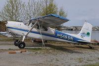 N5189E @ LHD - Cessna 180