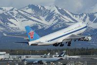 B-2473 @ PANC - China Sothern Boeing 747-400