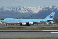 HL7609 @ PANC - Korean Air Boeing 747-8