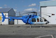 N407AL @ PAFA - Bell 407