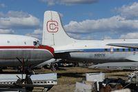 N3047V @ PAFA - Conifair DC6