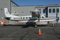 N575JD @ PAFA - Everts Cessna 208