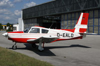 D-EALD @ LOAN - rare Aircraft Model - by Loetsch Andreas