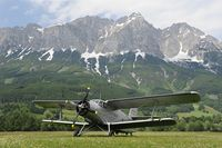 SP-FAH @ LOGO - Classic Wings Antonov 2
