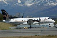 N679PA @ PANC - Penair Saab 340
