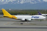 N451PA @ PANC - Polar Boeing 747-400