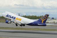 N499MC @ PANC - Atlas Air Boeing 747-400