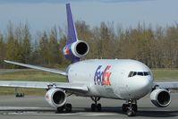 N317FE @ PANC - Fedex MD10
