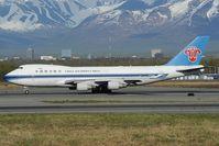 B-2473 @ PANC - China Southern Boeing 747-400