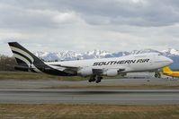 N760SA @ PANC - Southern Air Boeing 747-200